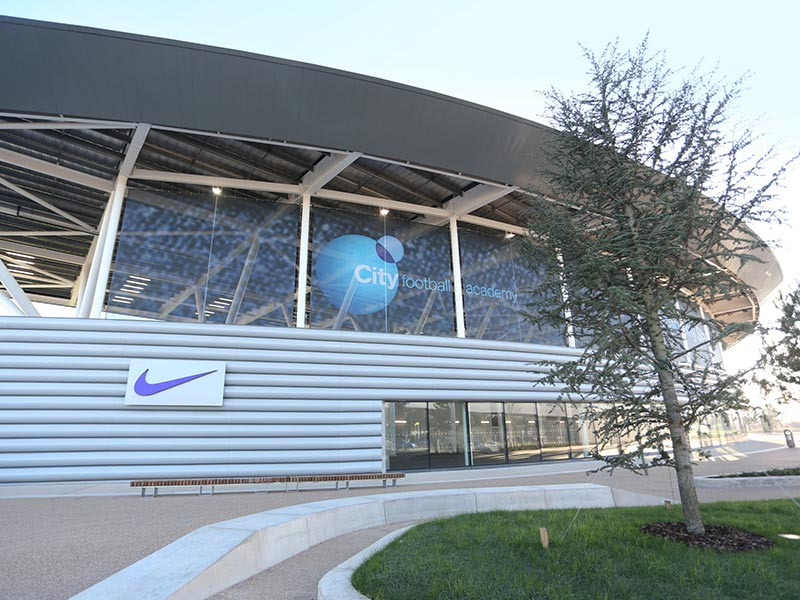 Manchester City Training Facilities