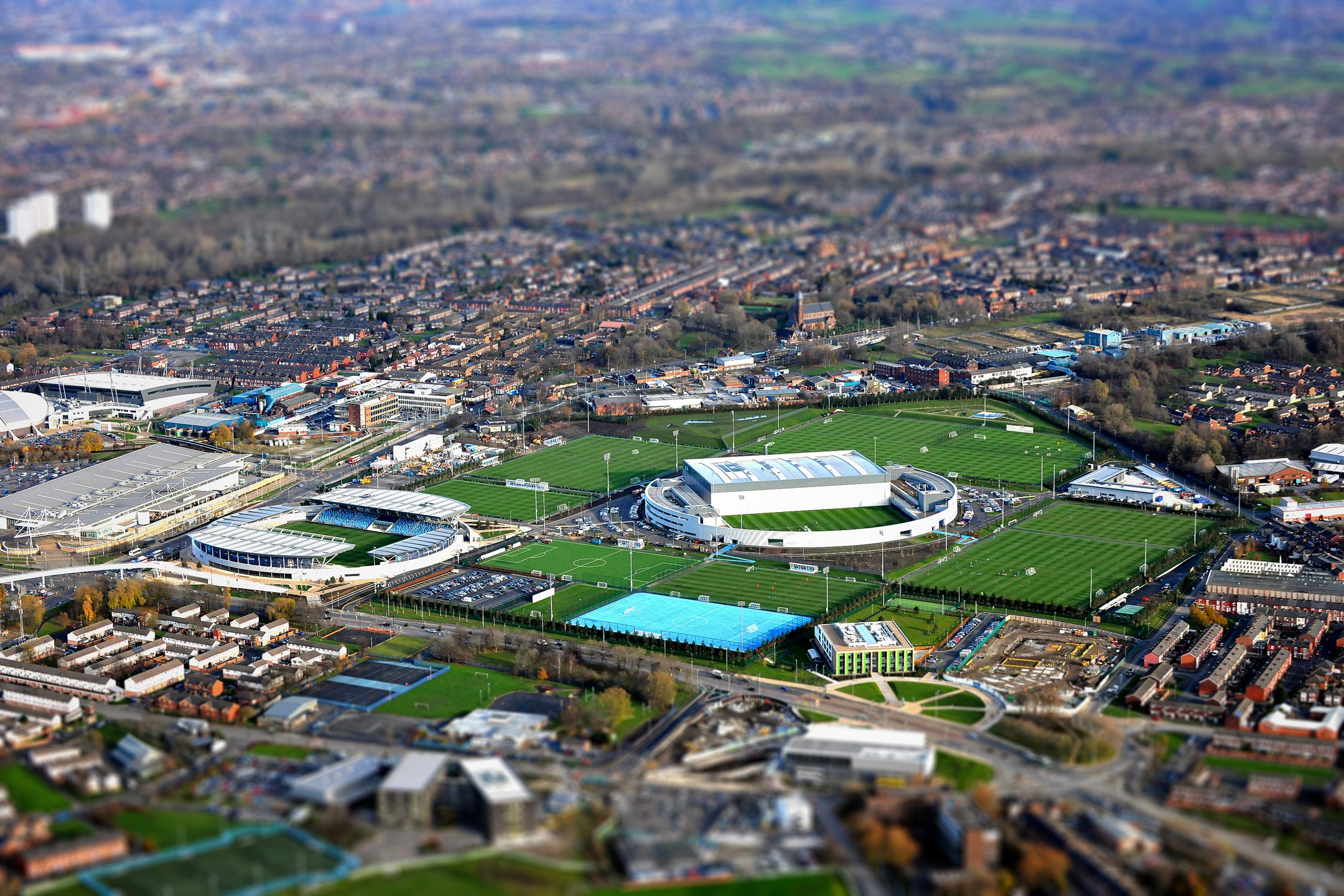 Manchester City Campus