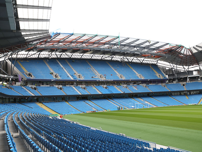manchester city south stand extension
